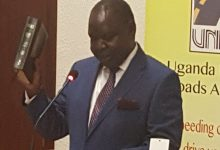 Photo of Former Minister Fred Omach new head of UNRA Board