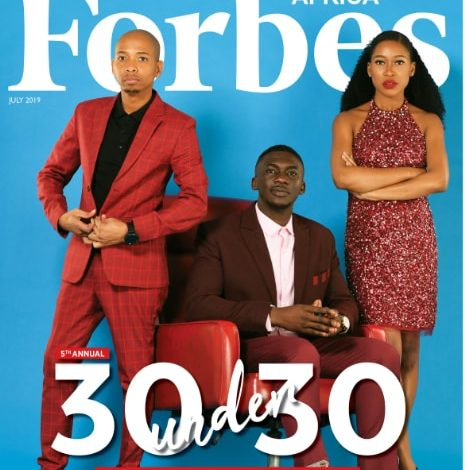 Photo of Forbes under 30 shows Uganda's flaw