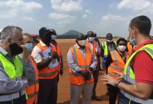 Photo of Hoima airport works close to 50 per cent, as new UCAA board is inaugurated